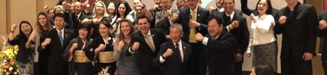 Abertura de filial no Japão